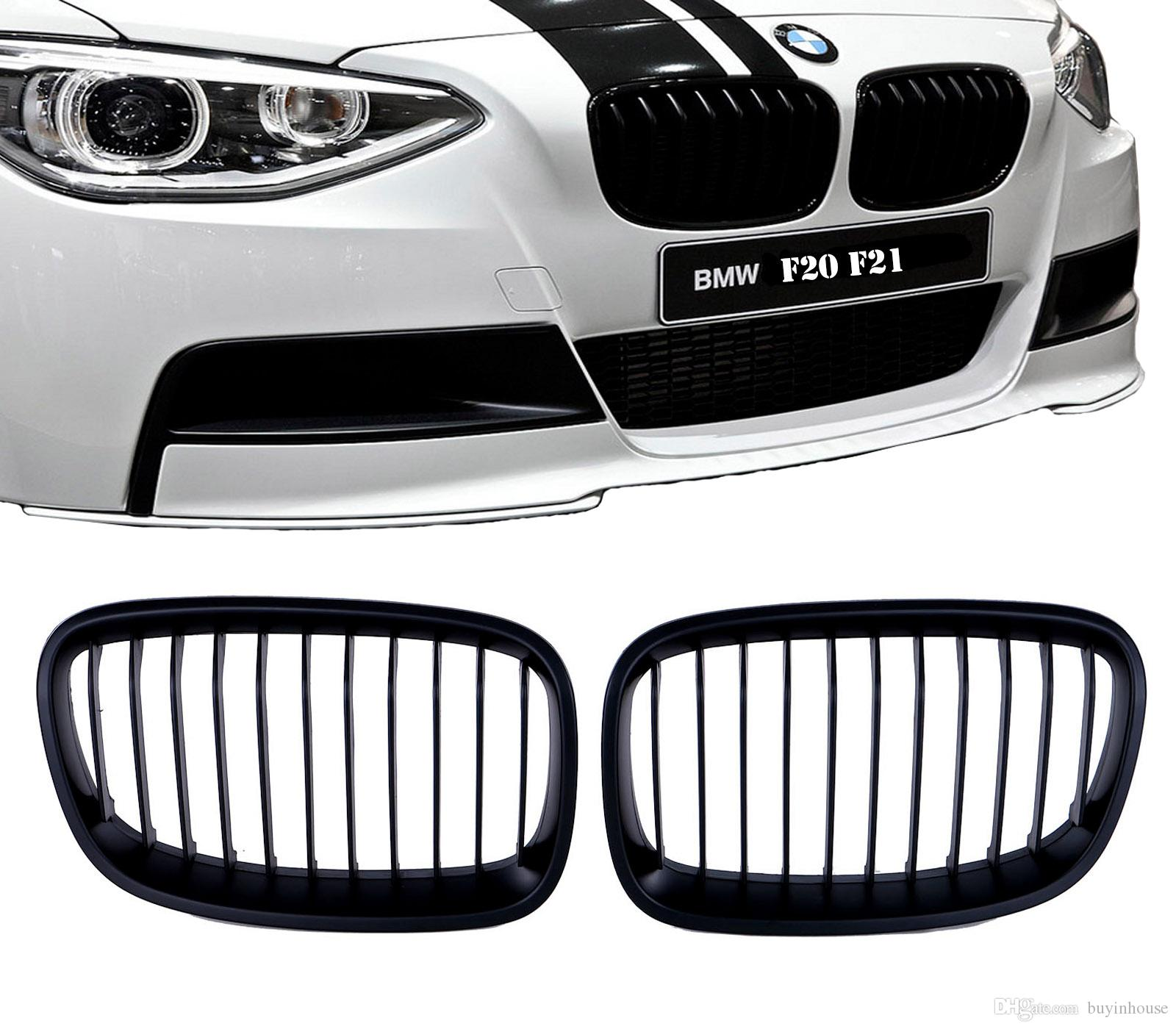 watch install youtube black gloss grill bmw