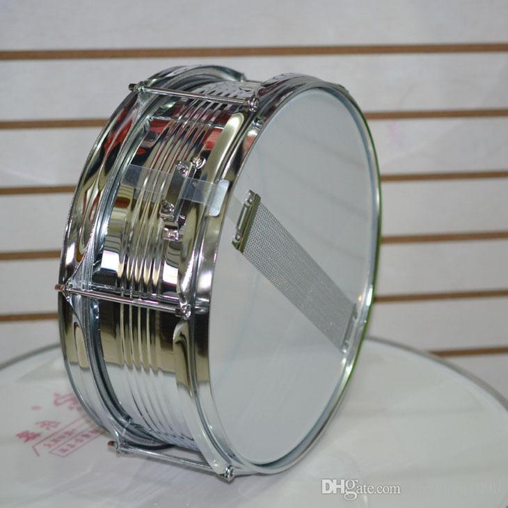 2017 jinbao snare drum 13 5 steel shell with drumstick drum key from gretchen1990. Black Bedroom Furniture Sets. Home Design Ideas