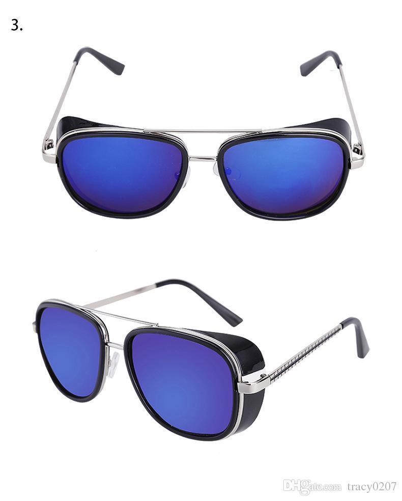 Nouveau Mode Chat Eye Lunettes De Soleil Femmes Hommes Marque Designer Rétro Percé Femme Lunettes De Soleil Lady Lunettes De Soleil UV400