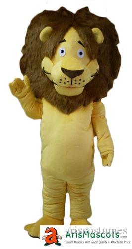 c03995232 100% Real Photos Lion Mascot Costume Custom Team Mascots Sports Mascot  Costume Desuisement Mascotte Character Design Company ArisMascots Wild West  Costumes ...