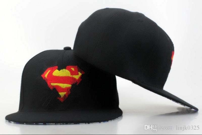 2017new süper kahraman Şapka yarasa adam beyzbol Şapkası superhero örgü Şapka Hediye snapback superman batman Şapka ücretsiz alışveriş caps