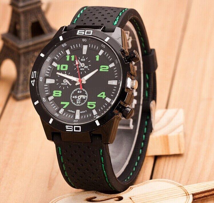 8dbc15282940 Compre GT Grand Touring Men Watches Relojes Deportivos De Cuarzo Correa De  Reloj De Silicona Para Hombre Watchband Military Watch Men s Christmas  Gifts A ...