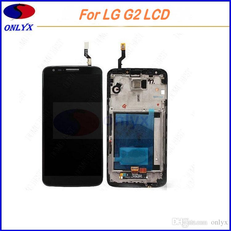 Display Touch Für Lg G2 D800 D802 F320 Lcd Screen Analog Digital ...
