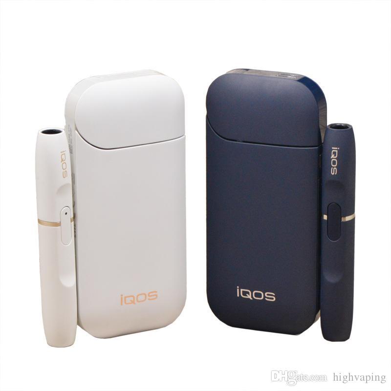 Best Japan Iqos Electronic Cigarette Vs Mighty Vaporizer Portable Vaporizer  E Liquid Kit E Liquid Starter Kit From Highvaping, $150.76  Dhgate.Com