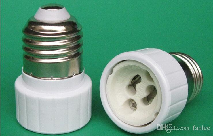 E27 to GU10 light lamp extension socket base holder for led bulb Lamp Holder Converter socket adapter converter holder