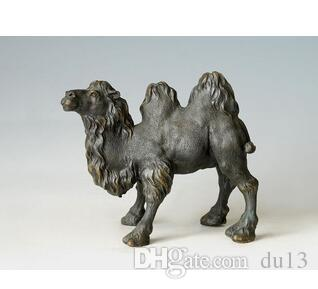 watch 8967c 59d4a 2019 Vintage CRAFTS ARTS ATLIE BRONZES CRAFTS Art Bronze Camel Sculptures  Retro Animal Figurine Deser Star COPPER Artwork Office Decoration From  Du13, ...