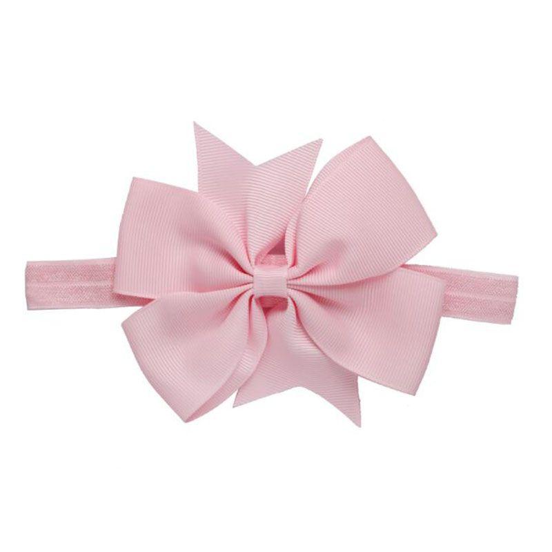 Best Match Infant Bow Headbands Girl Flower Headband Children Hair Accessories Newborn Bowknot Hairbands Baby Photography Props