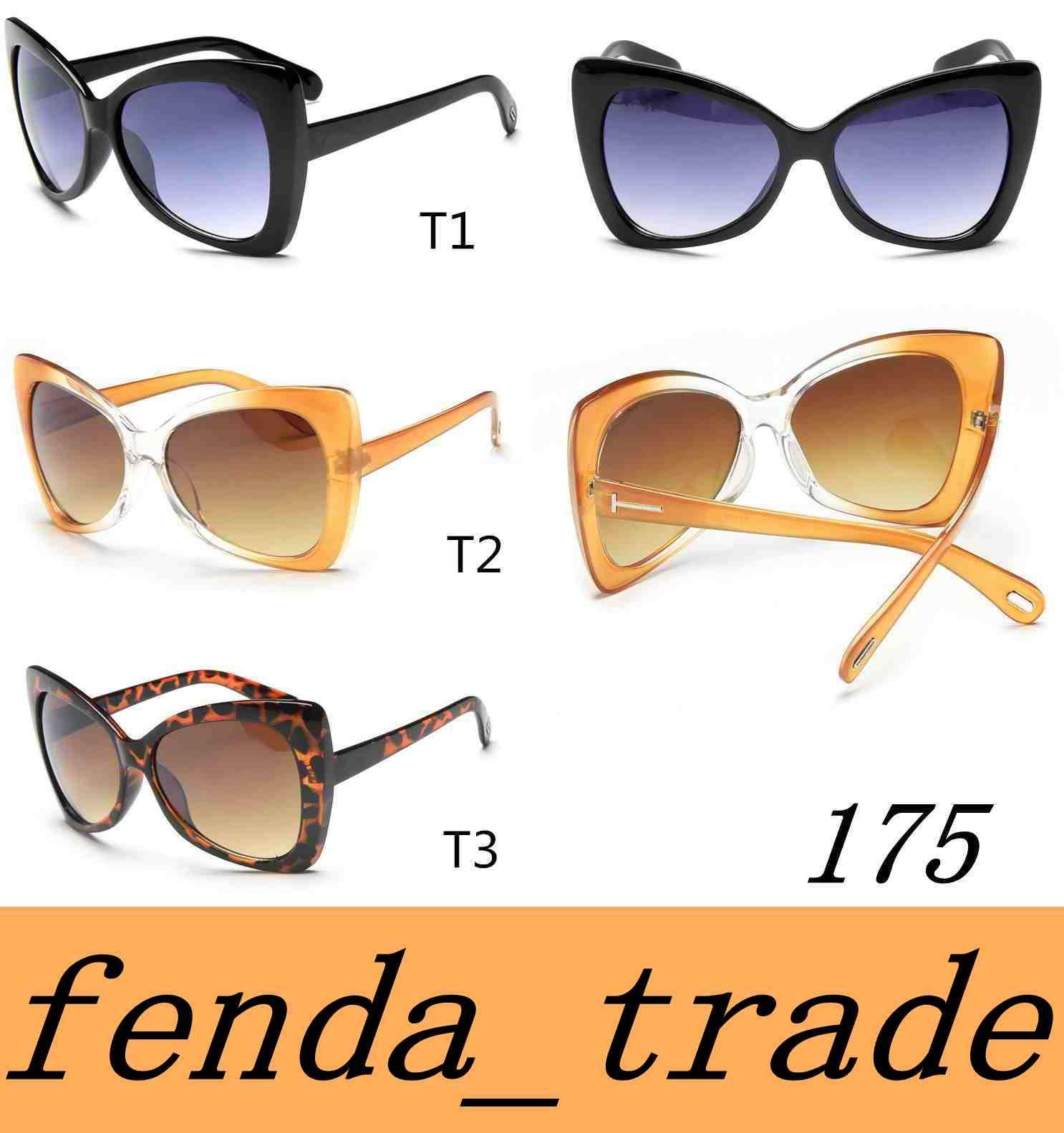 3d824232c6f05 Brand Cat Eye Sunglasses Women Brand Designer Sun Glasses Men Super ...