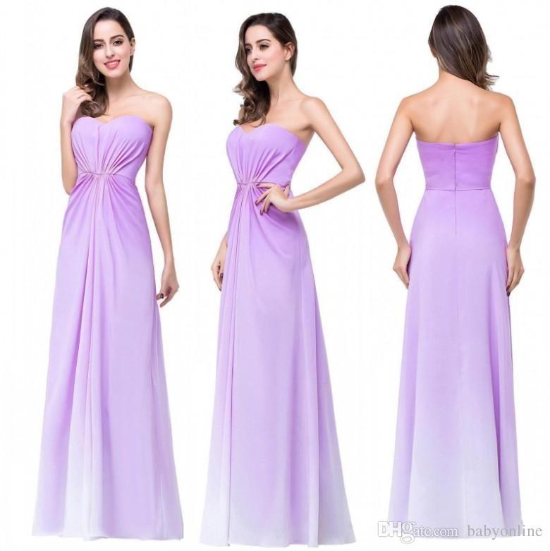 Dorable Vestidos De Las Damas De Honor En Línea Canadá Foto - Ideas ...