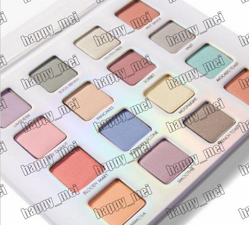 Ücretsiz Kargo ePacket Yeni Makyaj Göz Lorac I Aşk Brunch Pro Göz Farı Paleti 16 Renkler Göz Farı!
