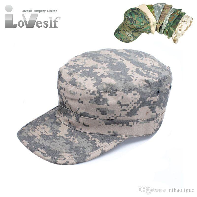 3181d4f24ac40 Army Baseball Snapback Camouflage Caps Outdoor Paintball Fish Camp Cap  Baseball Cap Military Cap Tactical Cap Online with  8.12 Piece on  Nihaoliguo s Store ...