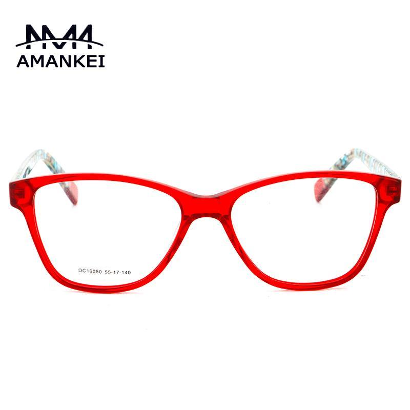 215e5fa09e2f Wholesale- Retro GLAsses FRame Women Clear Lens Optical Glasses transparent without  prescription Eyeglasses Frame 2016 Designer Women's