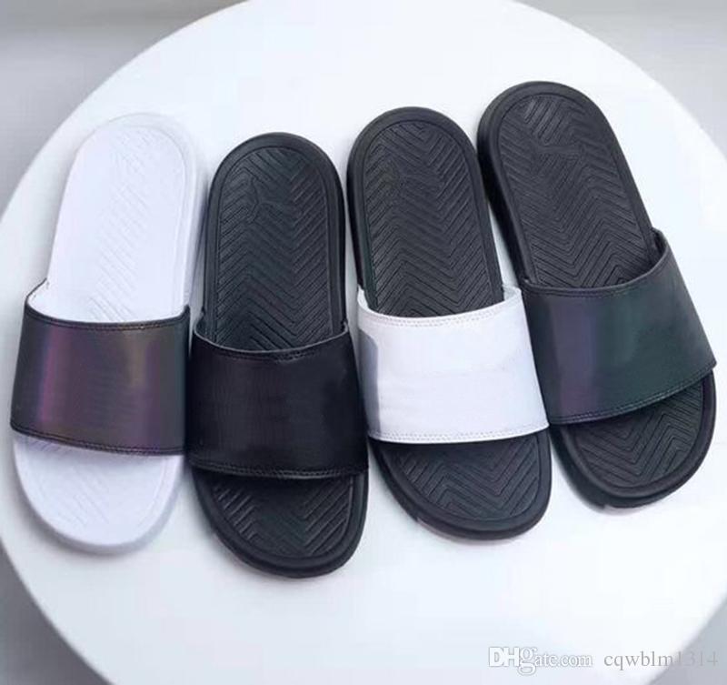 wholesale discount popcat swan slides sandals cheap fashion men