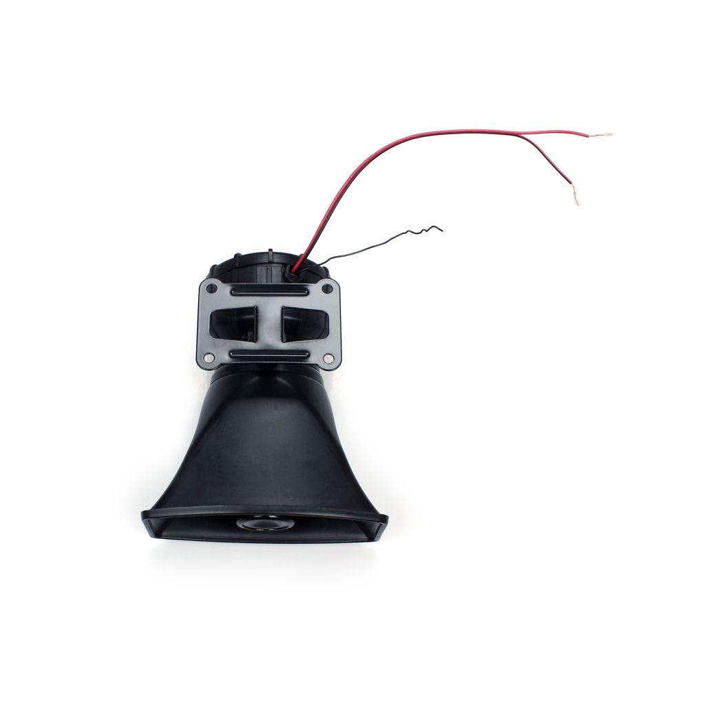 Автомобиль электронный 12V 100W громкий Сирена Рог громкоговоритель 4 звуковой тон для автомобиля автомобиля