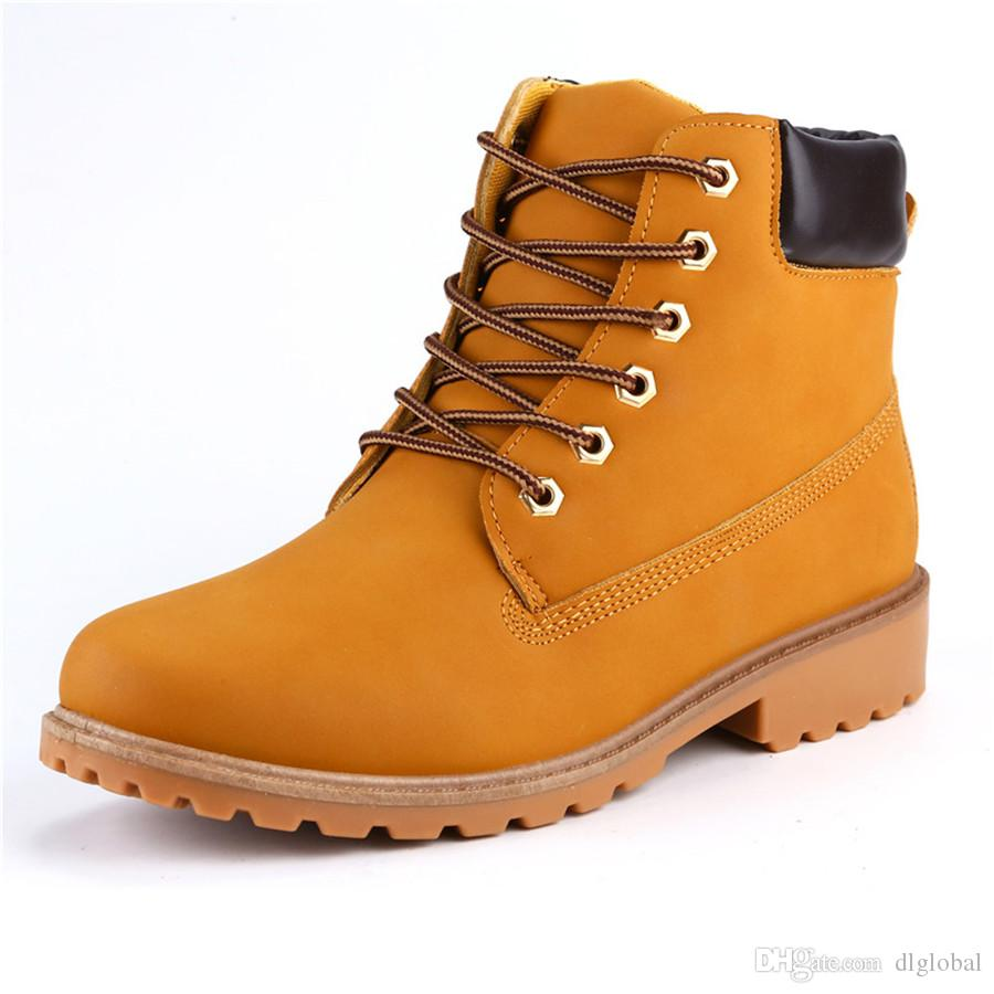 47a8d6db6ce 2019 Autumn Spring Women Ankle Boots Fashion Woman Ankle Boots For Girls  Ladies Work Shoes Plus Size From Dlglobal, $36.18 | DHgate.Com