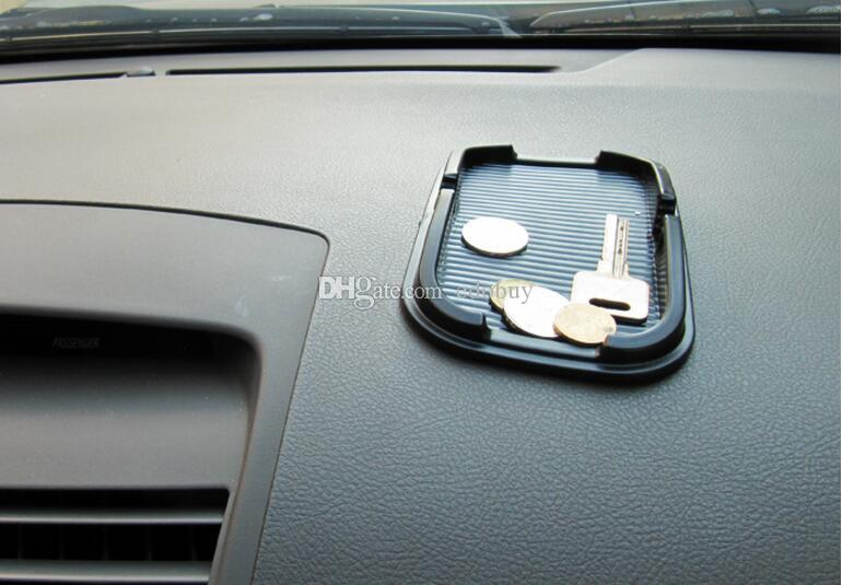 Universal Car Dashboard Silicone Rubber Skidproof Phone Holder Anti-slip pad by free DHL FEDEX shipping 2016 wholesale