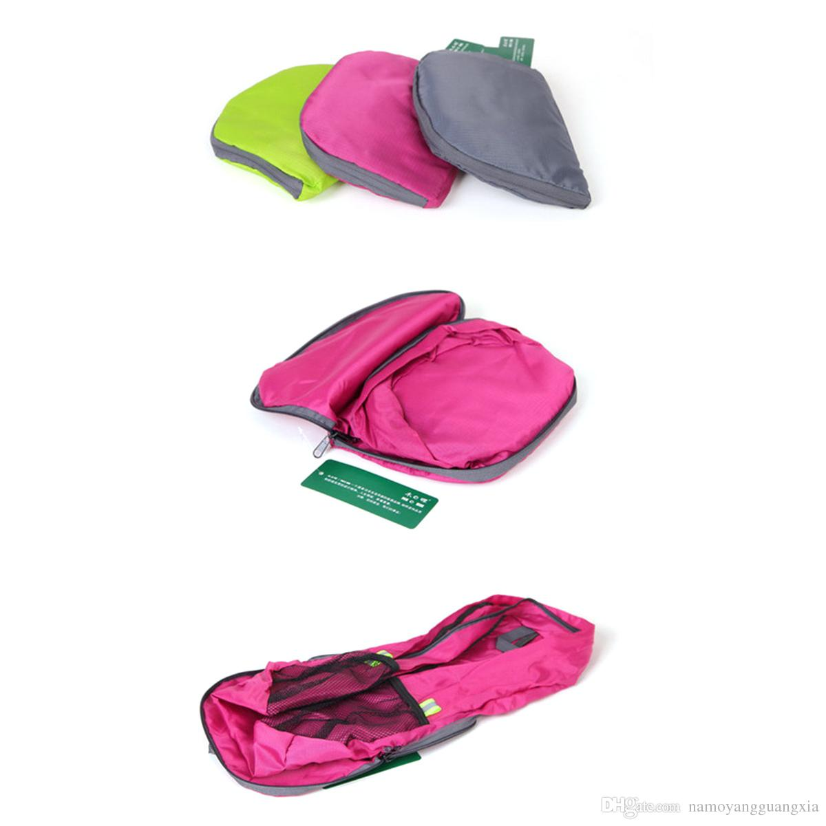 Lightweight Foldable Waterproof Women Men Children Skin Pack Backpack Travel Outdoor Sports Camping Hiking Bag Rucksack