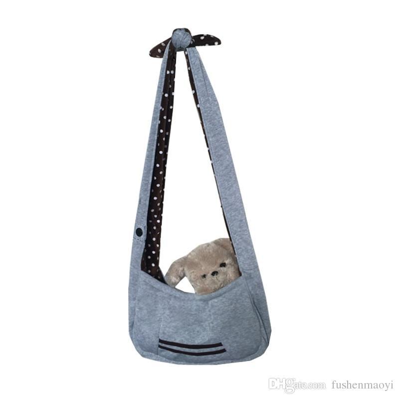 الحيوانات الأليفة الكلاب القطط القماش الرافعات حقائب اليد حقائب الكتف حقائب الظهر في الهواء الطلق السفر المحمولة على الظهر شحن مجاني