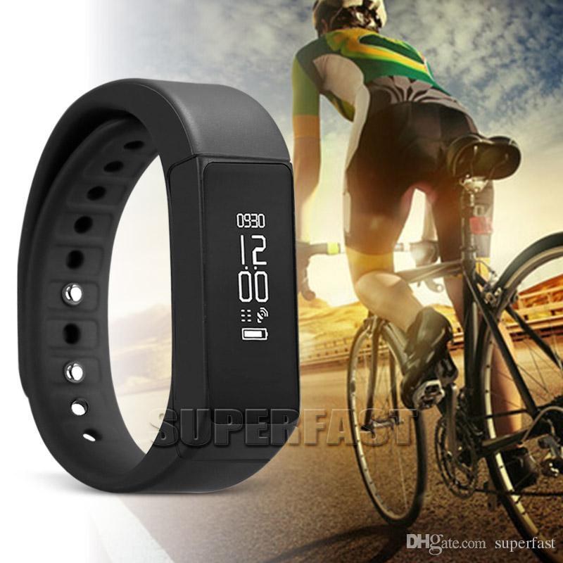 I5 plus smartwatch armband armband bluetooth 4,0 wasserdicht touchscreen wireless fitness tracker schlaf monitor smartband in box