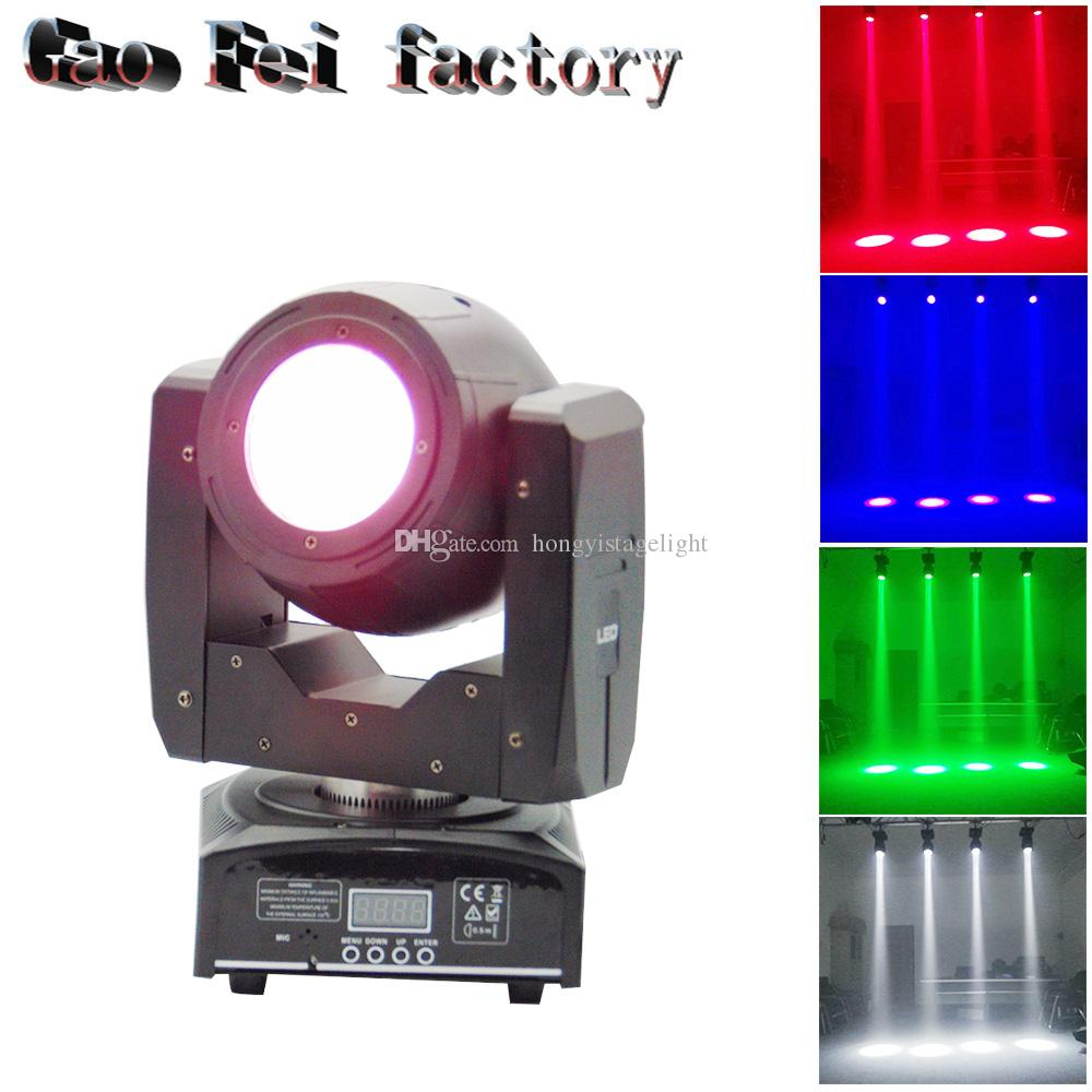 Lights & Lighting Cheap Sale Stage Moving Head Light Matrix Beam 9x12w 4in1 Rgbw Dmx Control For Disco Party Led Moving Heads