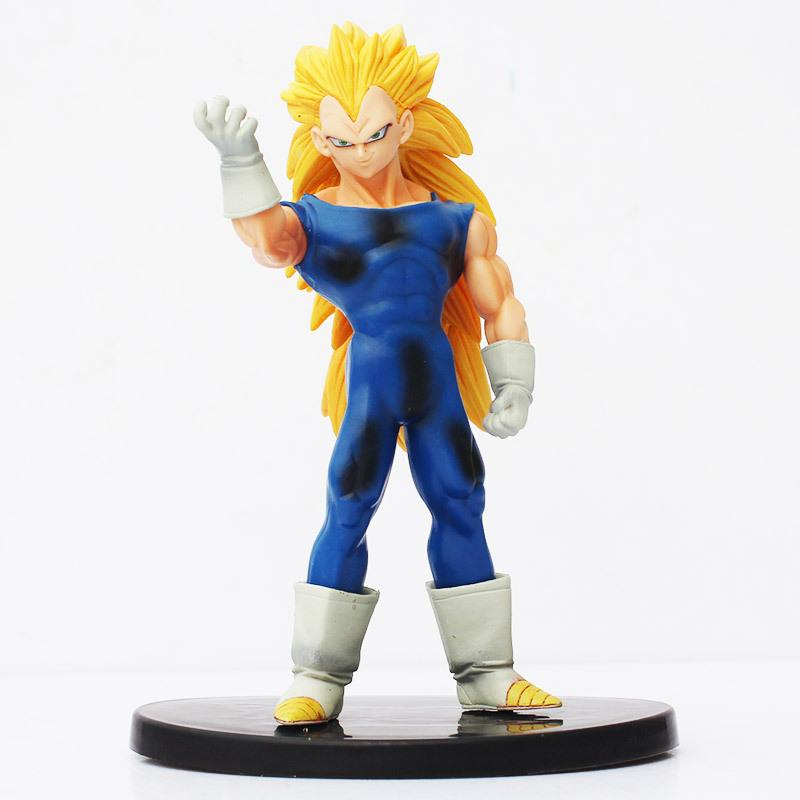 Dragon Ball Heroes Vegeta Action Figure Toy PVC Model Collective Doll With Box Figures Online 1917 Piece On