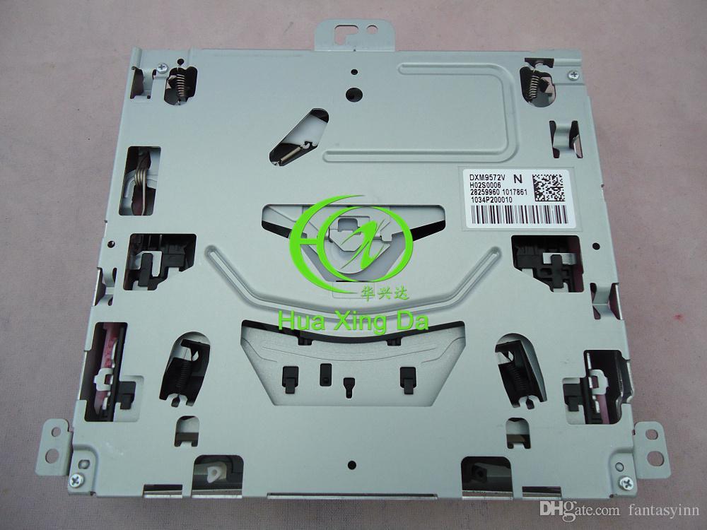 Free post Original Blaunpunkt DXM9572V DXM9571V DXM9570V single CD loader mechanism for car radio tuner navigation sounds systems AM/FM AUX.