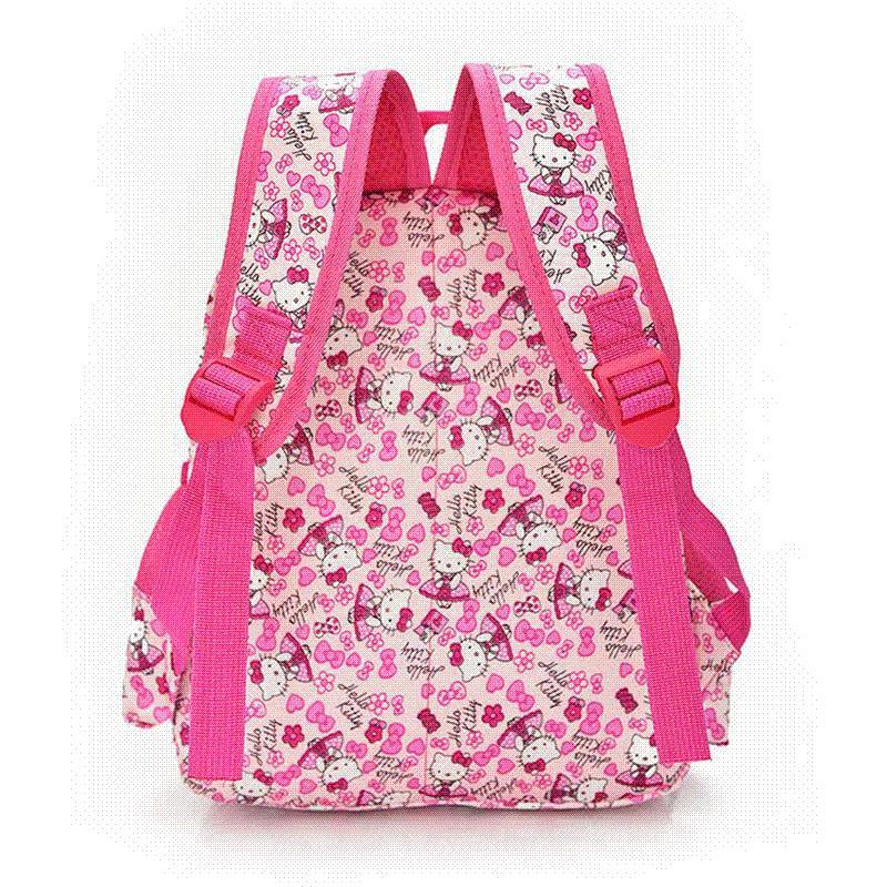 26307812e158 Hello Kitty Girl s School Bag Child Backpack Bags School Backpacks ...