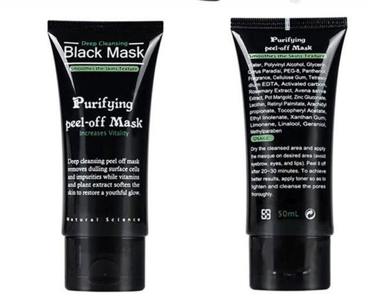Masque noir Masque facial au collagène SHILLS Nettoyant en profondeur Peel off Masque noir Peel Masks Peel Masks DHL gratuit
