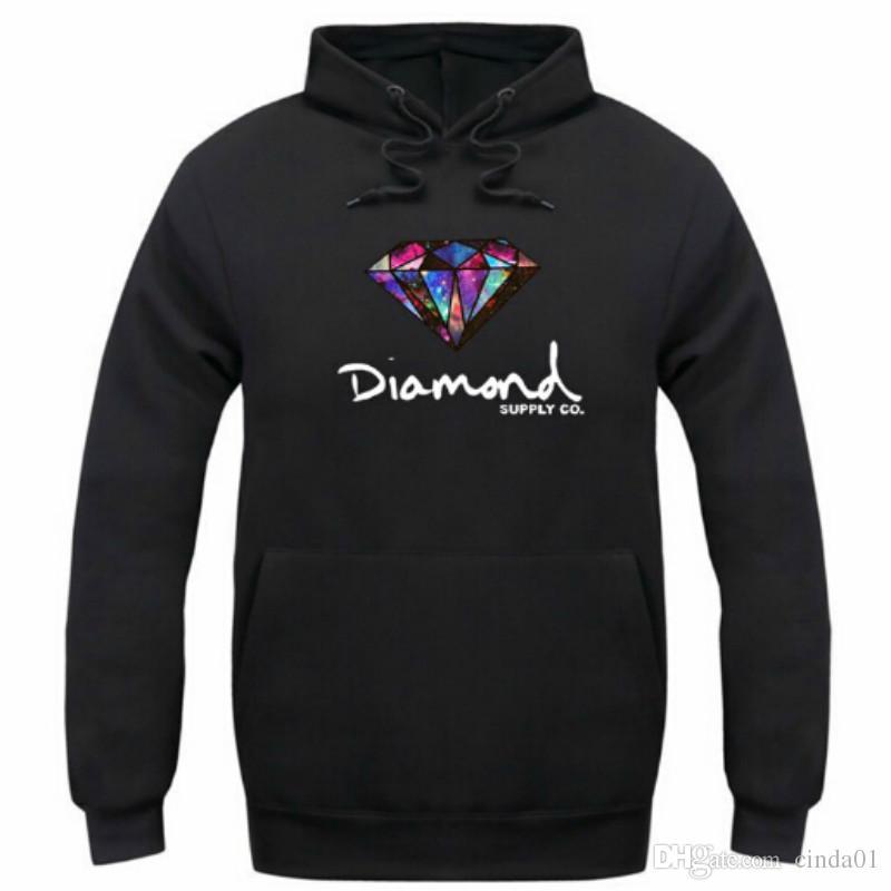 Acquista Donna Supply Street Fleece Co Diamond Caldo Uomo Felpa zz5XY4rn