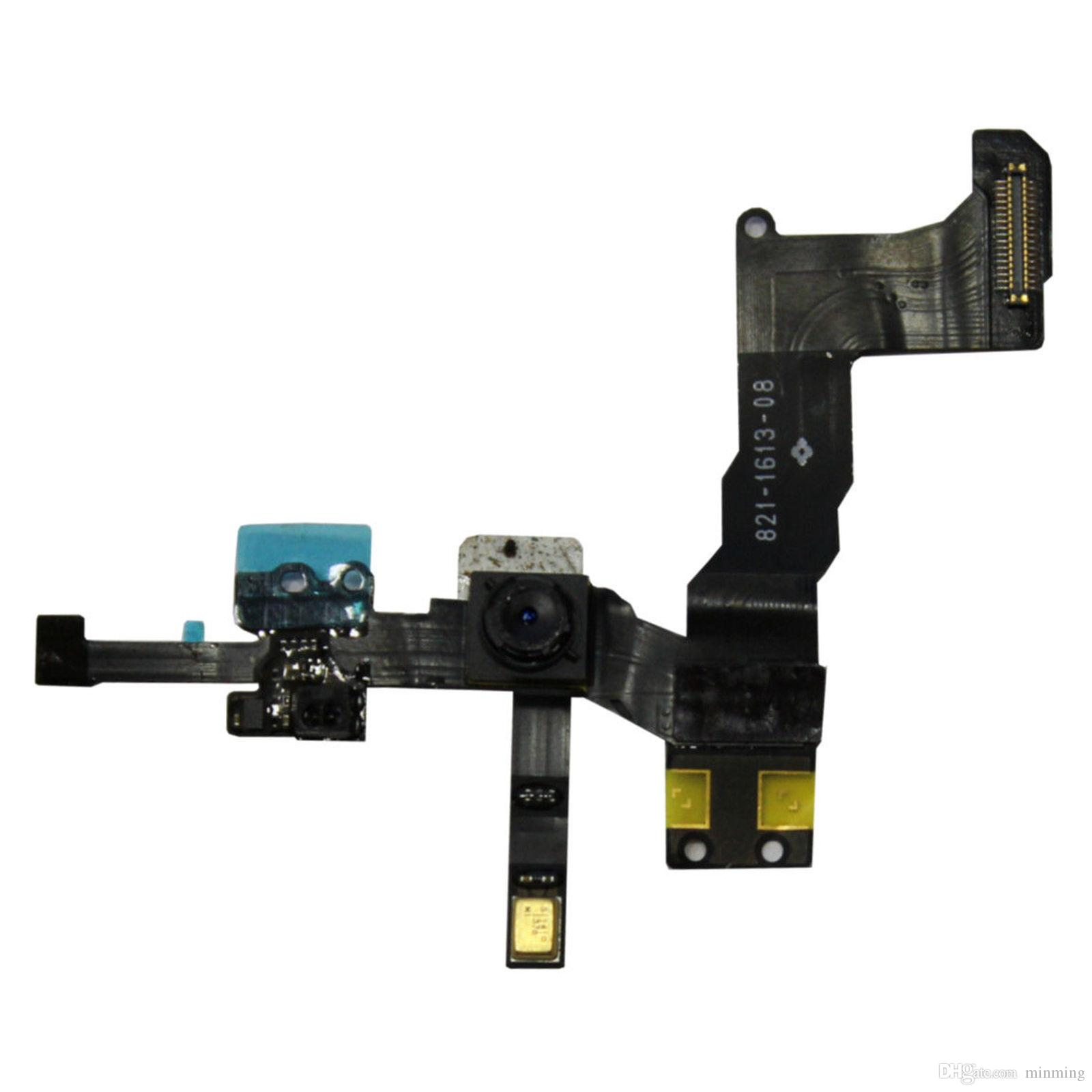 Phones & Accessories Mobile Accessories Iphone 5c Front Face Camera Proximity Sensor Top Mic Microphone Flex Cable New