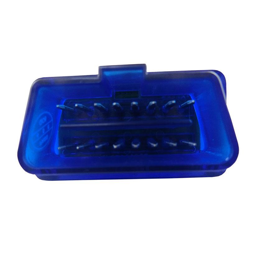 Escáner de diagnóstico obd para automóvil Escáner automotriz automotriz Mini V2.1 ELM327 OBD2 ELM 327 Bluetooth Interface Auto Car Scanner
