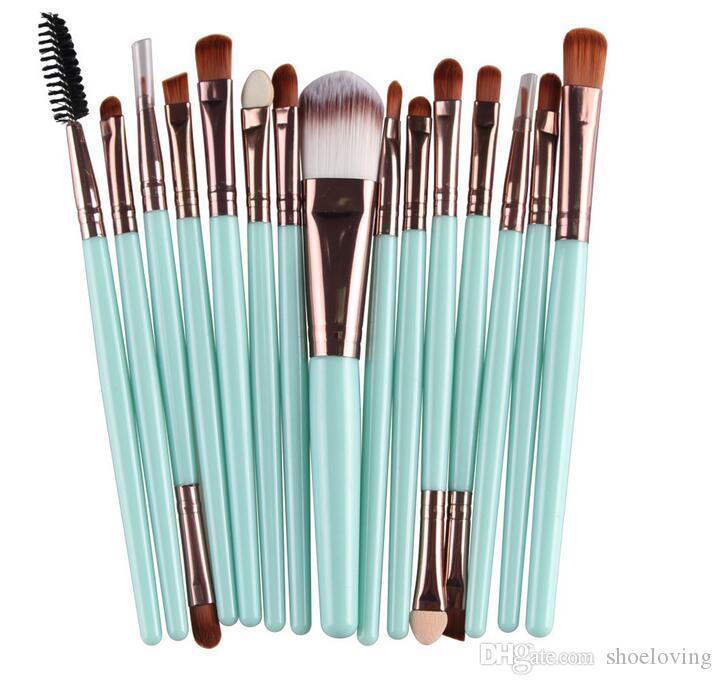 Set Cosmetisc Makeup Brushes Professional Makeup Brushes Blush Blush Make up Brush Set Makeup Tools Cheap Sale#338