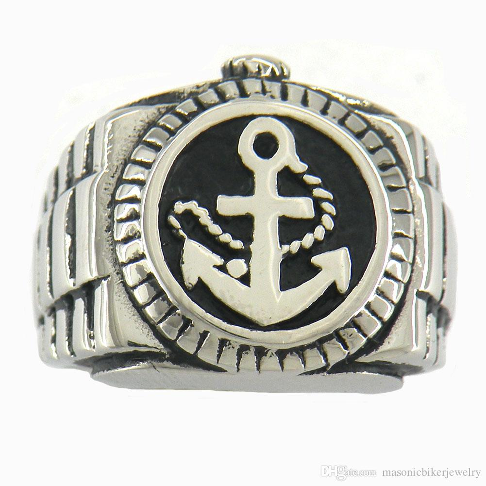 com s blue us uniform ring navy jewelry stainless rings w dp usn seals amazon steel color u officers silver military stone