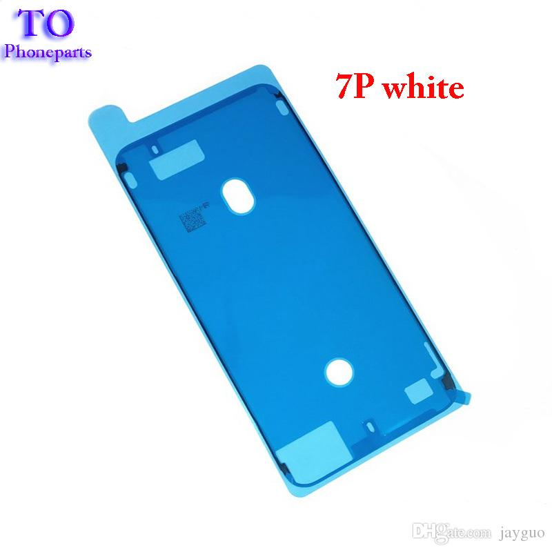 Front LCD Frame Housing Waterproof Sticker 3M Pre -Cut Adhesive Glue Tape Sticker For iPhone 6s plus 6sp 7 7g 7 Plus