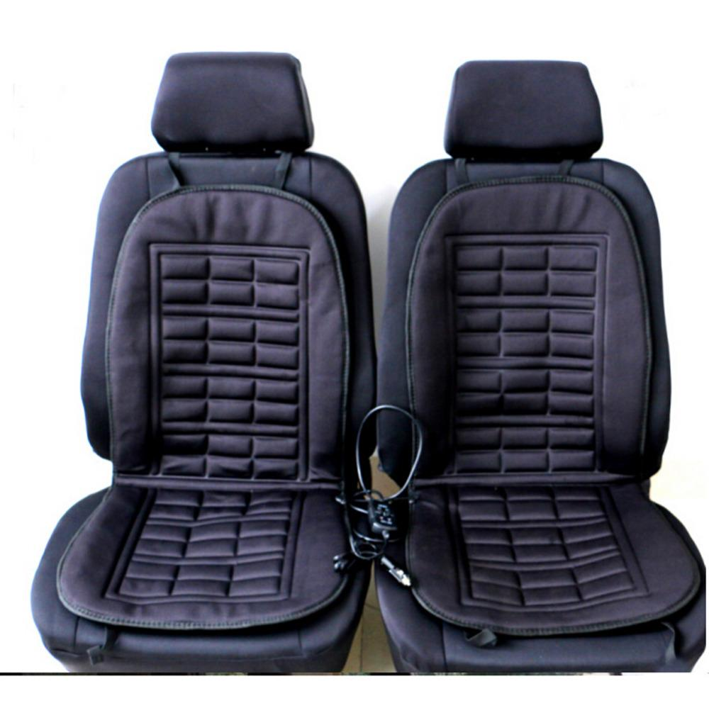 should you put seat covers on heated leather seats