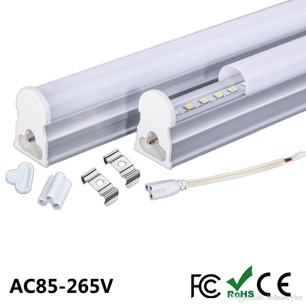 Integrated t5 tube led 1ft 2ft 3ft 4ft 5ft tube t5 led fluorescent integrated t5 tube led 1ft 2ft 3ft 4ft 5ft tube t5 led fluorescent tubes light ac 85 265v tube lights tube led from lednancylee 3487 dhgate arubaitofo Gallery