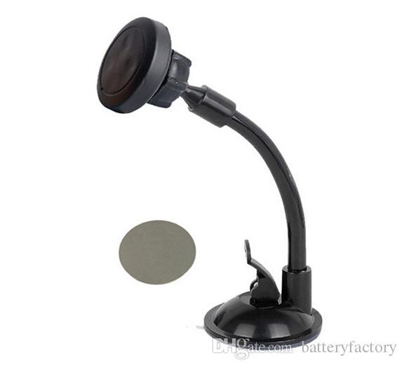 supporto magnetico telefono cellulare con braccio lungo supporto auto smartphone supporto cellulare universale cellulare GPS supporto cruscotto iPhone 6 Plus