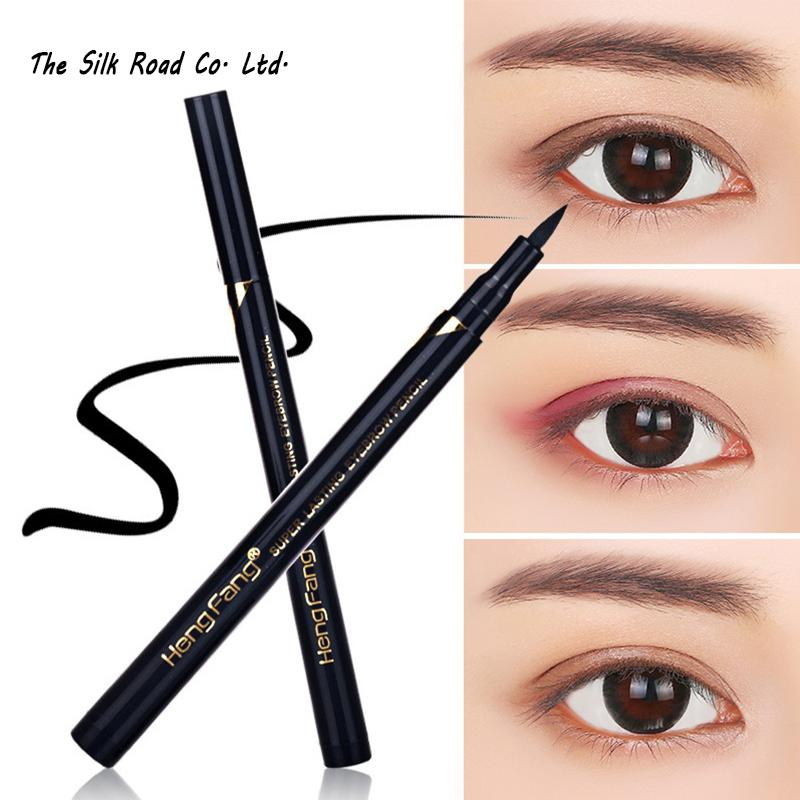Wholesale Professional Henna Eye Brow Tint Color Pencil Natural 24h