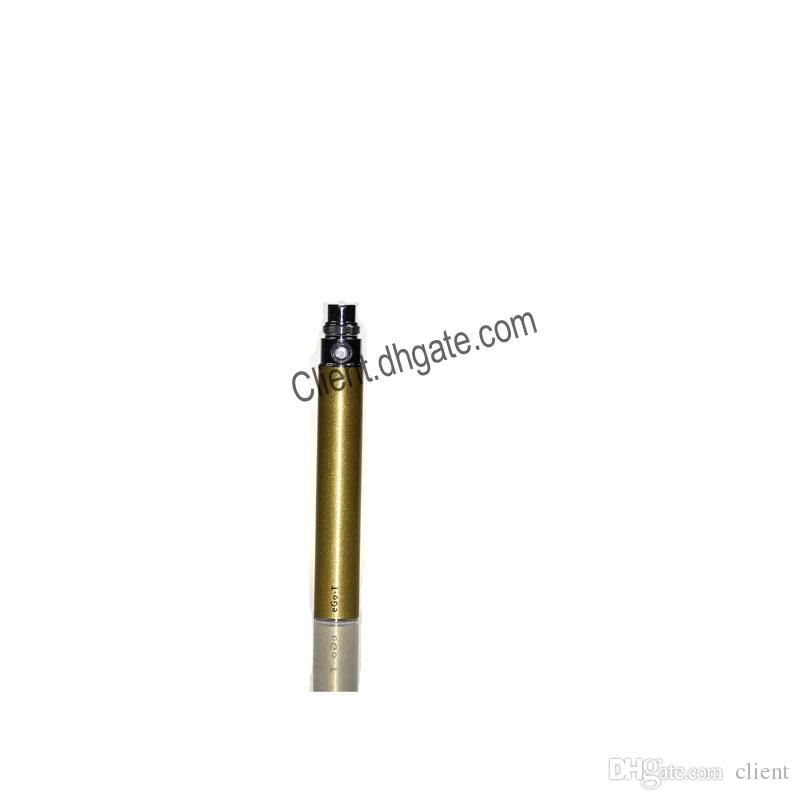 EGO T Battery 650mah 900mah 1100mah Ego T Electronic Cigarette 510 Thread for CE4 MT3 Protank Free DHL Shipping