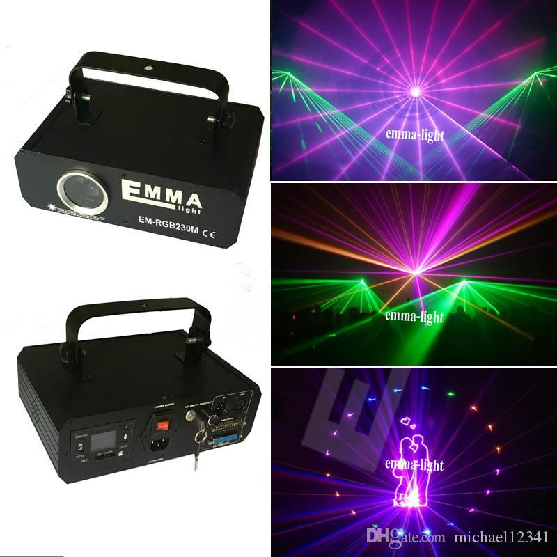 1000mw Rgb Laser Beam Animation Programmable Club Lights Sd Card