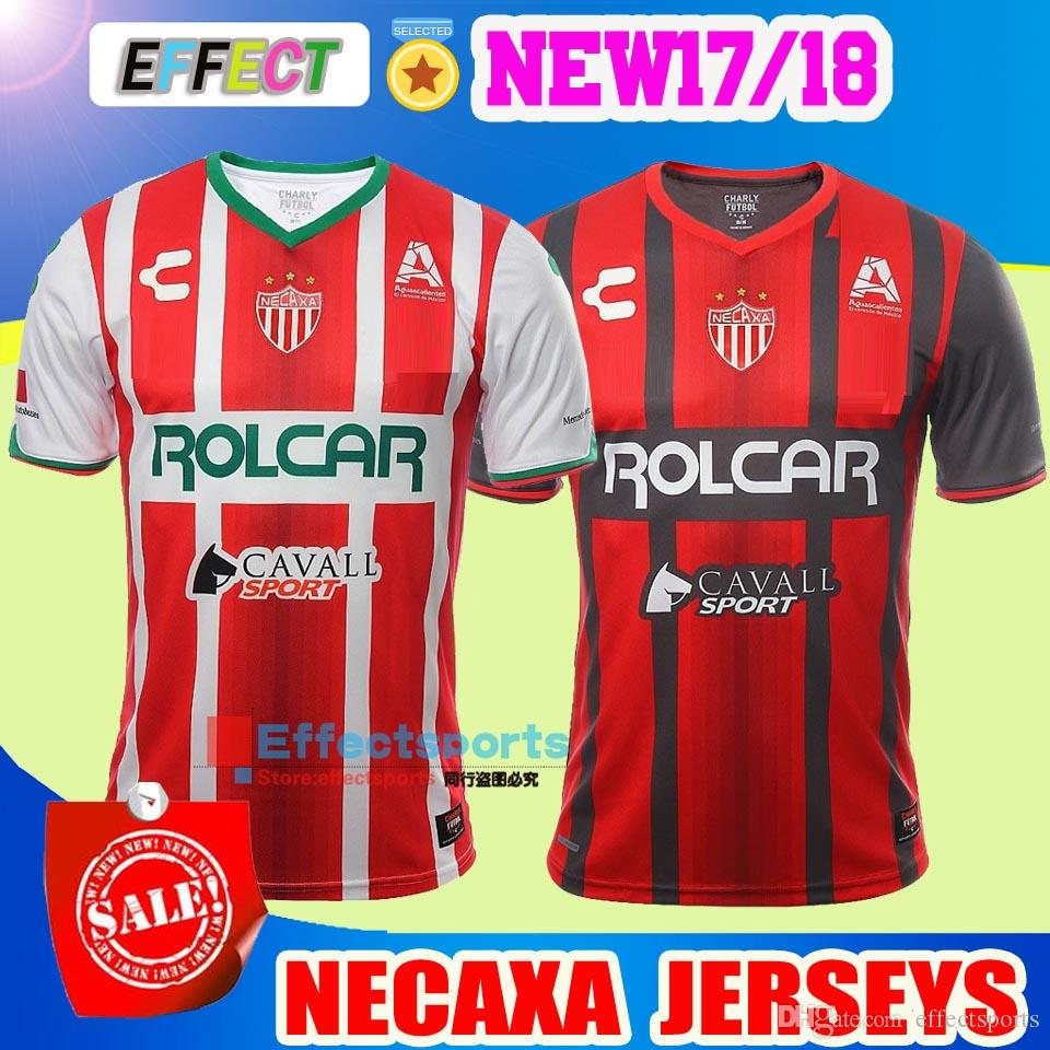 This is how you design a jersey for a red-and-white striped team. Necaxa s  last jerseys were messy but Los Rayos and Charly Fútbol ... 9a1d7c3178225
