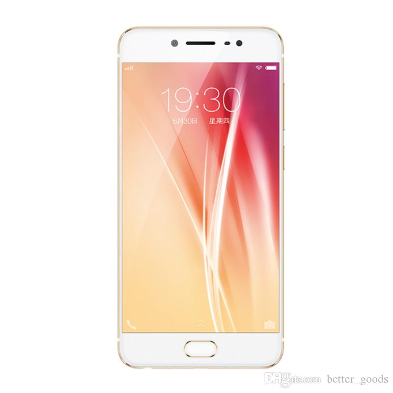 Original VIVO X7 4G LTE Mobile Phone 4GB RAM 64GB ROM Snapdragon 652 Octa  Core Android 5 2 16 0MP Fingerprint ID OTG Smart Cell Phone New
