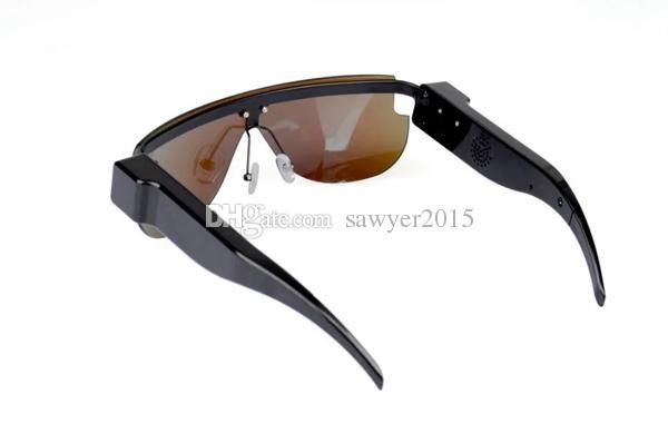 720P WIFI Sunglasses network Camera HD Portable Eyewear Glasses IP Camcorder FulL HD WiFi Sunglasses MINI DV DVR support TF card