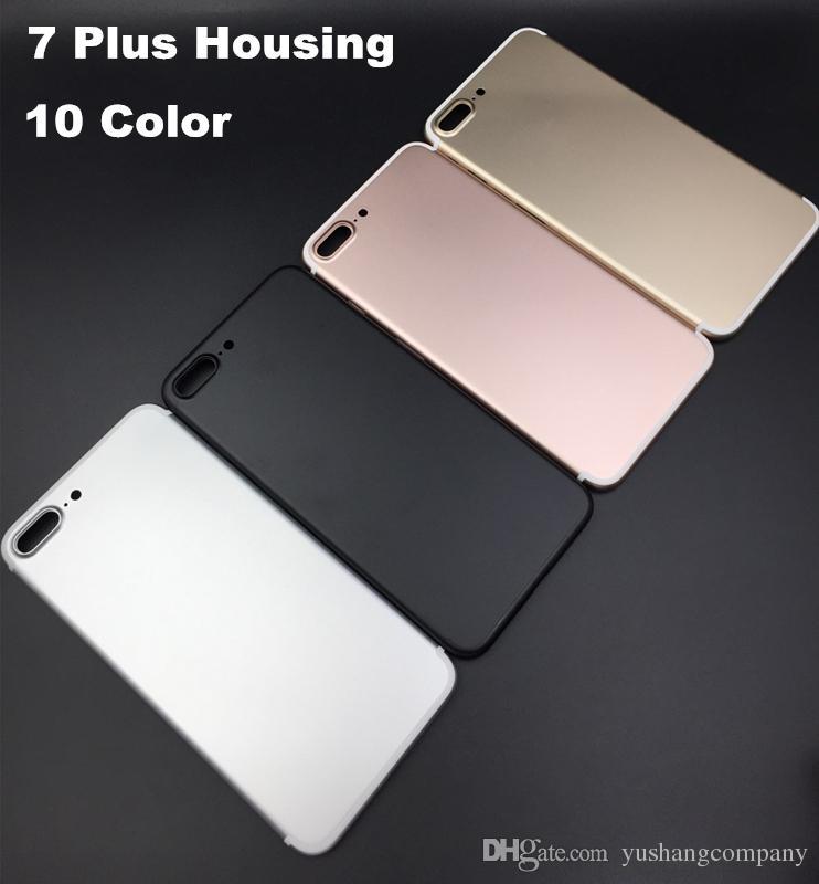 Handy Gehäuse Matte Schwarz Gehäuse Für Iphone 7 Plus Aluminium