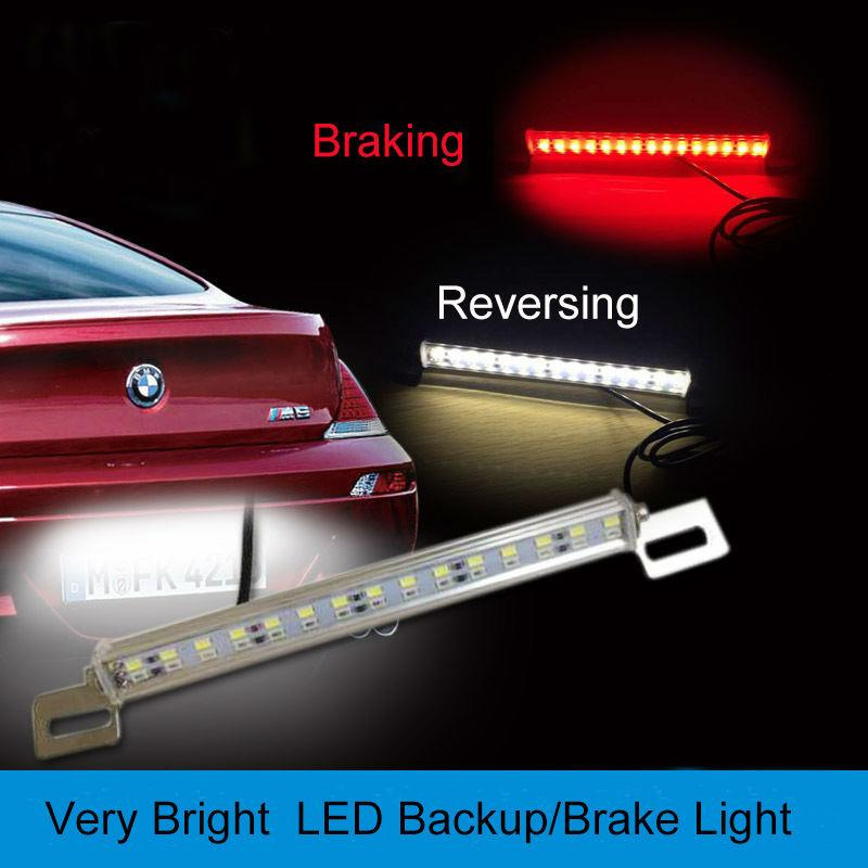 2018 2 in1 brake lightsreverse lights car led light bar stopbackup 2018 2 in1 brake lightsreverse lights car led light bar stopbackup lights for all car from shimwaltd 1508 dhgate aloadofball