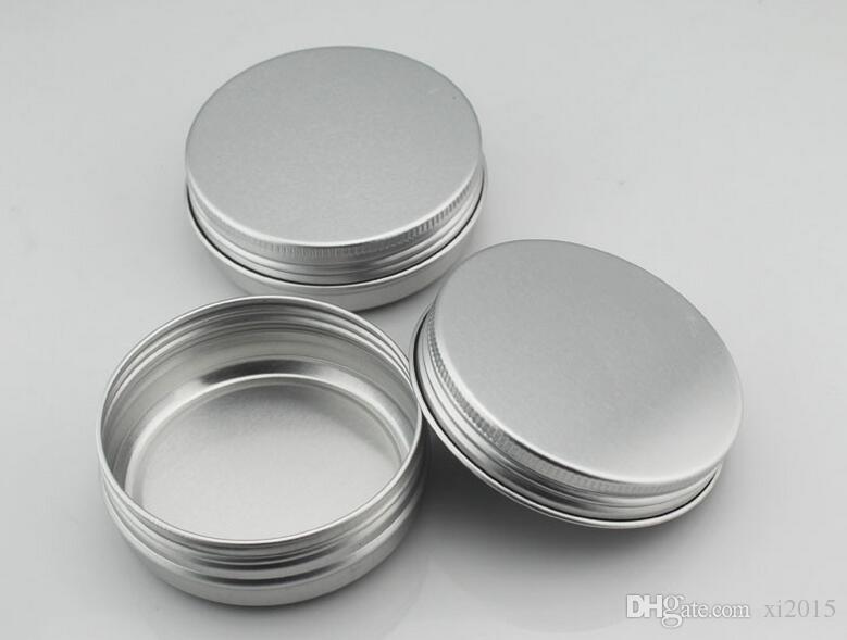 Prix usine / 15 ml en aluminium brillant à lèvres contenant 15 g