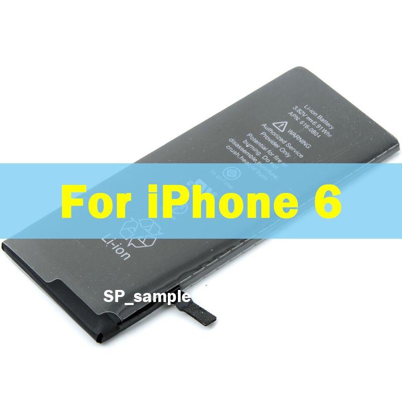 195bb0483d1 Compre Para Iphone 6 4.7 616 0804 1810mah Nuevo 100% Batería De Repuesto  Para Ciclo Cero Batteria Batterie Akku A $5.05 Del Sp_sample   Dhgate.Com