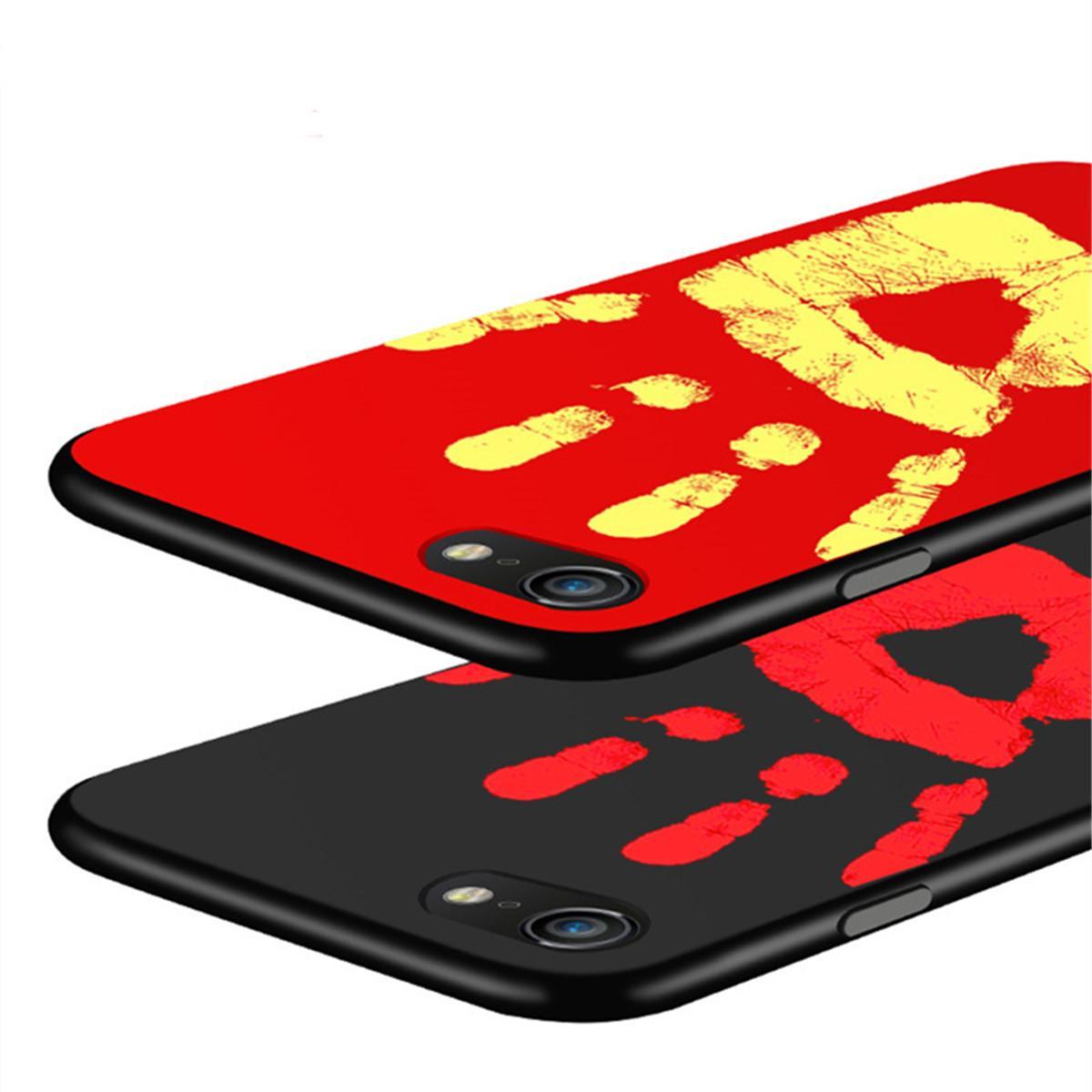 Compre 2017 Hot Shell De Telefone Térmico Para Xiaomi Temperatura Suave De  6   5s Temperamento Sensação Tpu + Caixa De Telefone De Couro Frete Grátis   5bff5c3f892