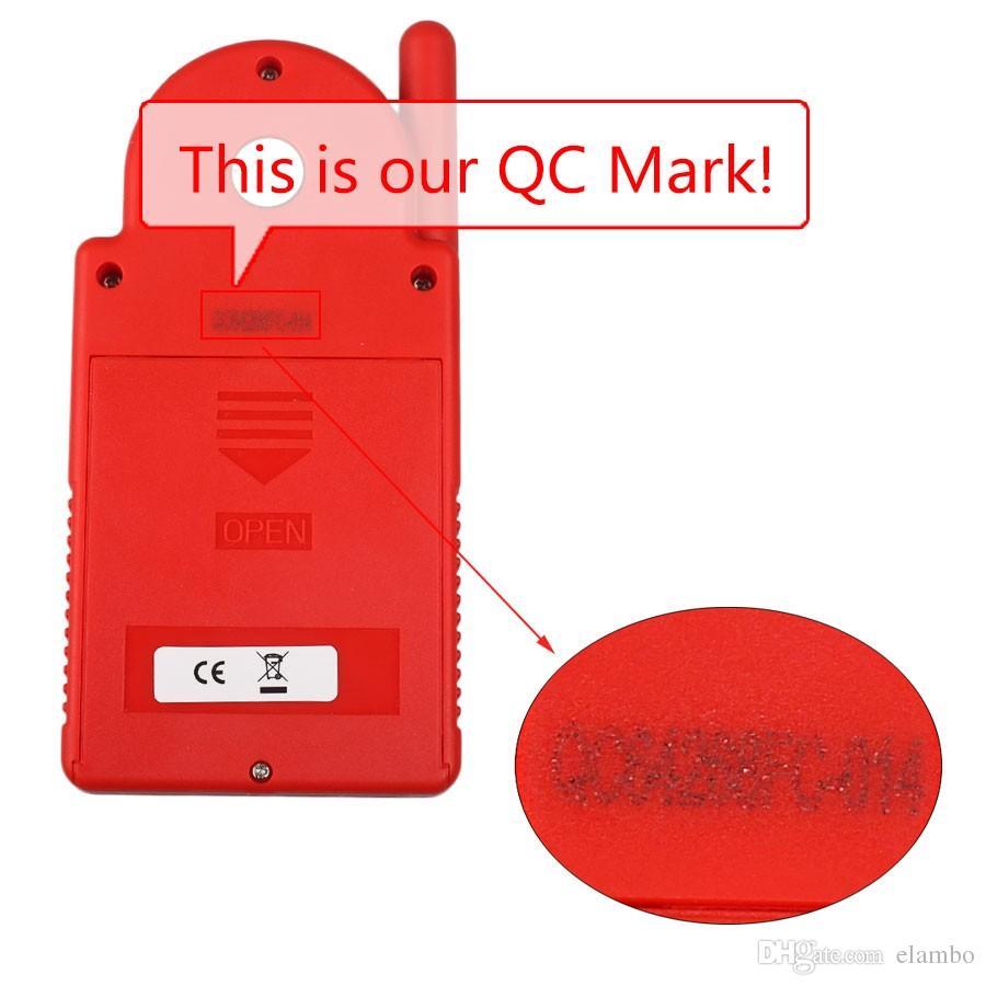 2017 più nuovo originale MINI CN900 chiave maker 4C / 4D / 46 / G chip Top vendita Smart CN-900 programmatore chiave CN 900 AUTO transponder