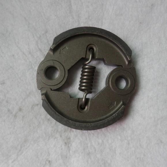Embreagem 76 MM metalurgia do pó para Maruyama BC420 BC421 BC422H cortador de escova frete grátis strimmer peças de reposição